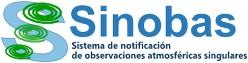 Sinobas-Sistema de notificación de observaciones atmosféricas singulares